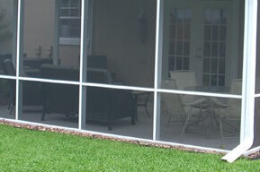 screened in porch kit