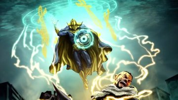 Doctor Fate DC
