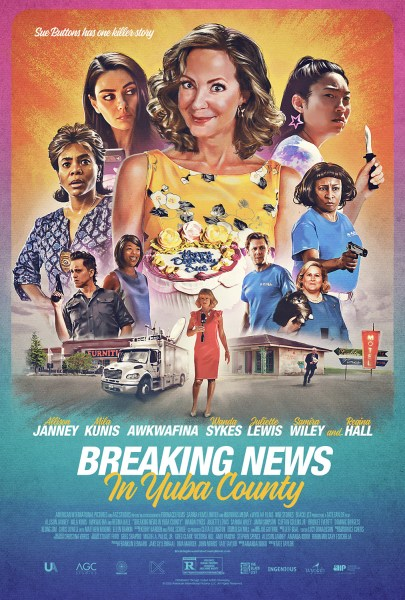 Allison Janney, Mila Kunis, Awkwafina and more star in wild trailer for Breaking News in Yuba County