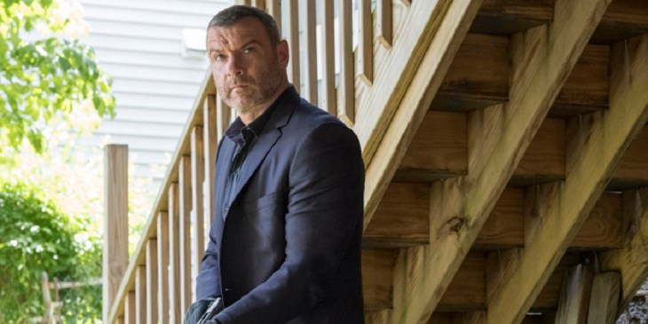 """Liev Schrieber as Ray Donovan in RAY DONOVAN, """"A Good Man is Hard to Find"""". Photo Credit: Jeff Neumann/SHOWTIME."""