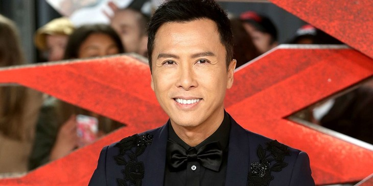"""LONDON, ENGLAND - JANUARY 10: Donnie Yen attends the European premiere of """"xXx: Return of Xander Cage"""" on January 10, 2017 in London, United Kingdom. (Photo by Danny Martindale/WireImage)"""
