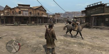 Red Dead Redemption(2010)