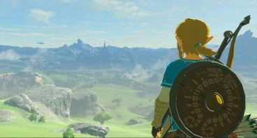 The Legend of Zelda Breath of the Wild(2017)