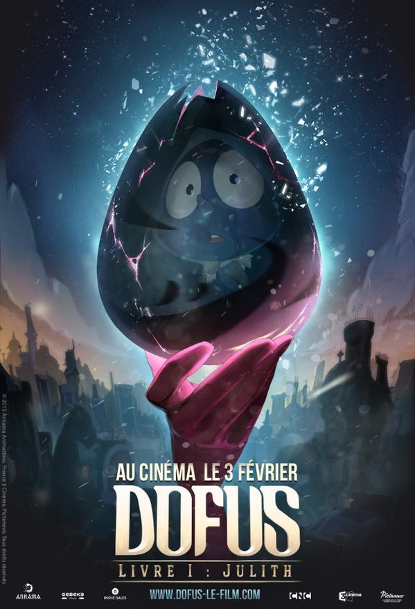 Dofus - Livre 1 : Julith : dofus, livre, julith, There's, Bluth, Trailer, French, Animation, DOFUS, LIVRE, JULITH