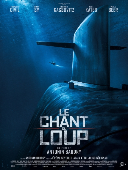 Streaming Chant Du Loup : streaming, chant, Notes, Streaming:, WOLF'S, CHANT, LOUP),, Crackling, French, Submarine, Thriller
