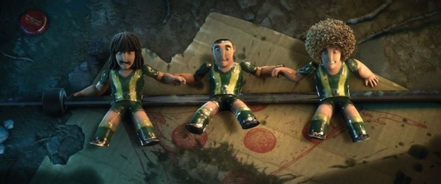 Review: FOOSBALL (METEGOL). An Unpolished Adventure With Remarkable Animation