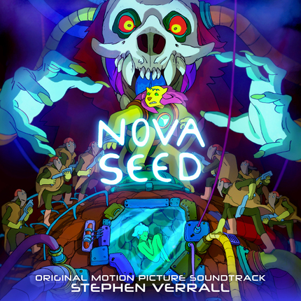 Hand Drawn SciFi Feature NOVA SEED Coming Soon! Check Out A Clip And Song From The Soundtrack!