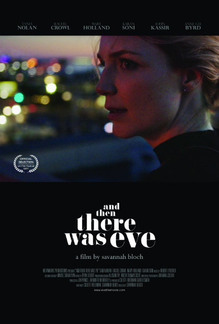LA Film Fest 2017 Exclusive Clip, Poster Debut: AND THEN THERE WAS EVE Gets Heated on a Porch