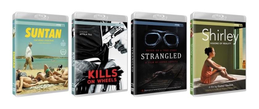 Montage Pictures: Eureka Entertainment Unveils Contemporary World Cinema Label