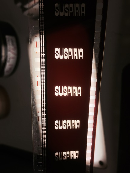 Rare Uncut 35mm Print of Dario Argento's SUSPIRIA Discovered! US Tour Imminent
