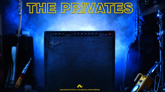 Watch Now: Short Flick THE PRIVATES Burns Down the House... and Then Some