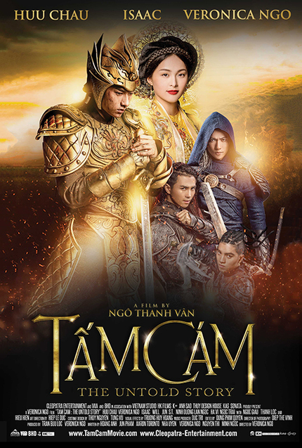 TAM CAM THE UNTOLD STORY: Watch This Exclusive Clip From The Vietnamese Epic Fantasy