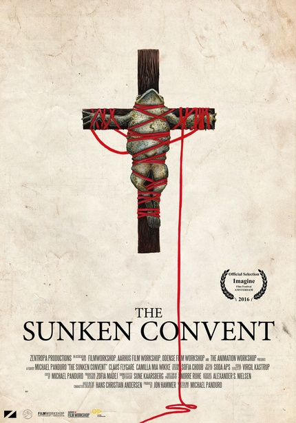 THE SUNKEN CONVENT: Watch Michael Panduro's Dark Adaptation Of The Hans Christian Andersen Short Story