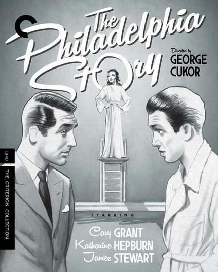 Blu-ray Review; THE PHILADELPHIA STORY Classes Up Criterion