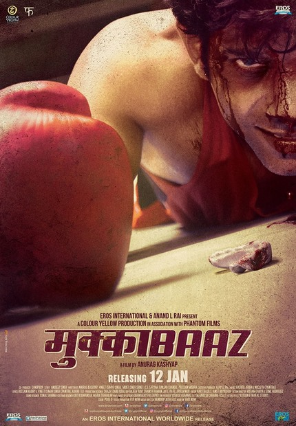 Review: Anurag Kashyap's MUKKABAAZ, The Tale Of A Boxer Fighting For What's Right