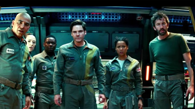 Notes on Streaming: THE CLOVERFIELD PARADOX, When Netflix Goes Nutty