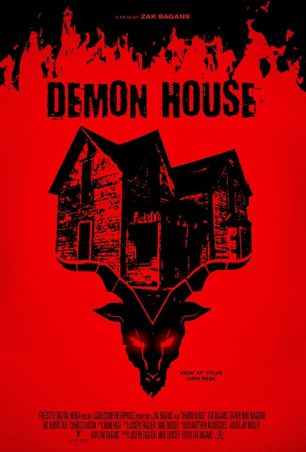 DEMON HOUSE: Watch This Exclusive Clip From Paranormal Investigation Doc