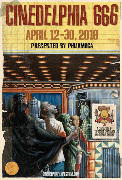 Cinedelphia 2018 Line-Up Unveiled: Jessica Harper, Frank Henenlotter to Attend