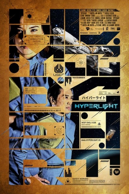 Watch Nguyen Ahn-Nguyen's Impressive Scifi Short HYPERLIGHT