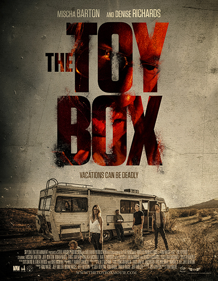 THE TOYBOX: Mischa Barton And Denise Richards Battle a Possessed RV in New Teaser