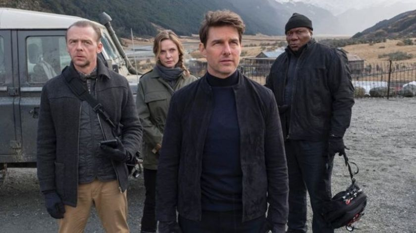 Cruise and McQuarrie return with MISSION: IMPOSSIBLE - FALLOUT