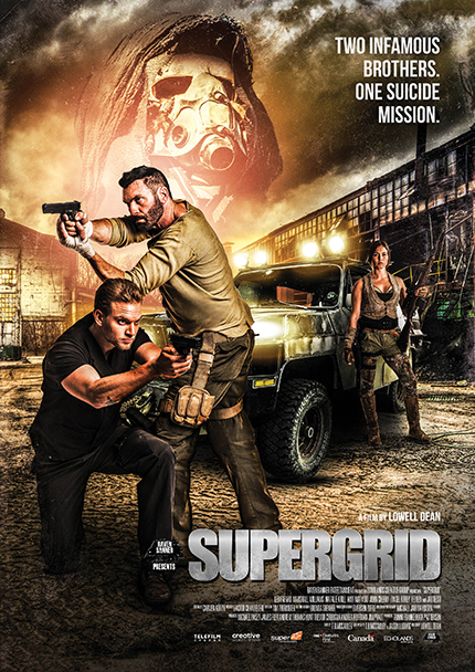 SUPERGRID: A New Post Apocalyptic Flick From WOLFCOP's Lowell Dean