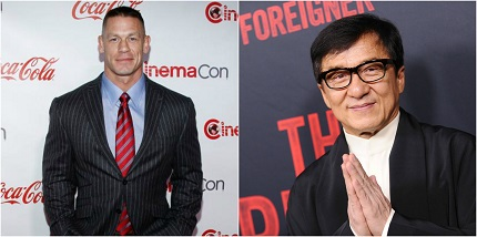 John Cena Joining Jackie Chan in Scott Waugh's Action Thriller