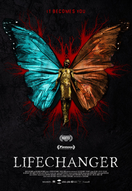 LIFECHANGER: Here's The First Trailer And New Poster From Justin McConnell's New Horror Flick