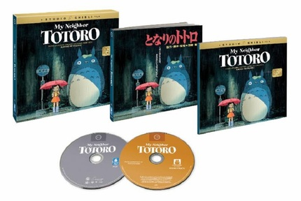 30th Anniversary Edition of MY NEIGHBOR TOTORO From GKIDS And SHOUT! This December
