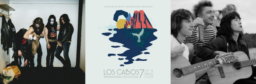 Los Cabos 2018 Dispatch: LORDS OF CHAOS and LETO, Two Gems From The Festival's Music Section