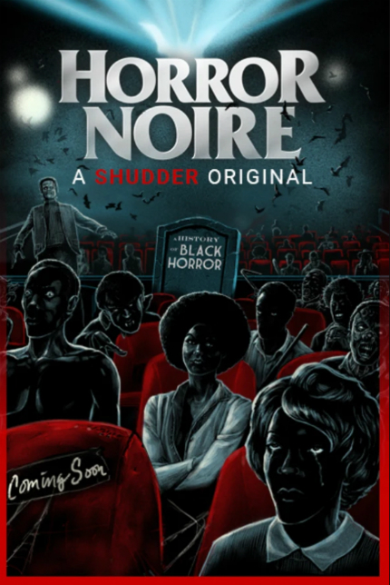 Notes on Streaming: Electrifying HORROR NOIRE, Problematic WHITE DRAGON