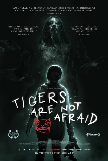 Now Streaming: TIGERS ARE NOT AFRAID Returns to Haunt on Shudder