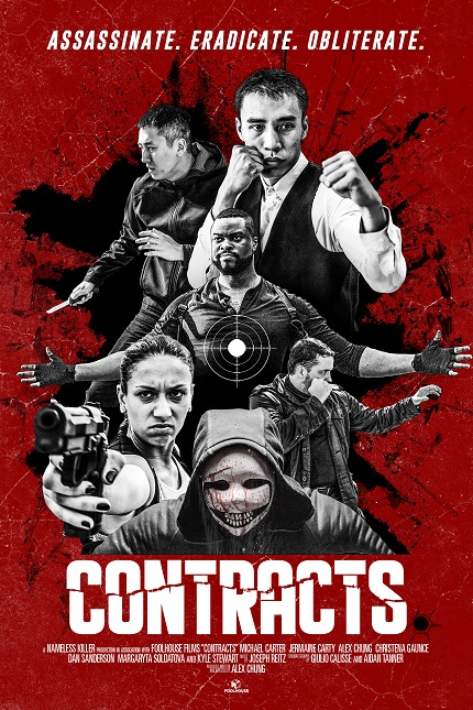 CONTRACTS: Indiecan And APL Film Pick up Sales For Canadian Indie Action Flick