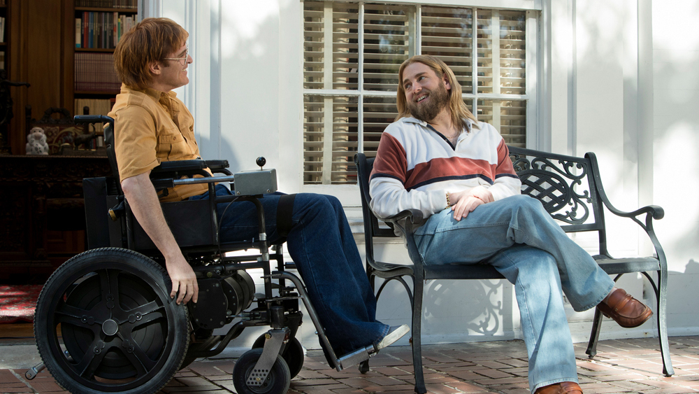 """gusvansant-screencomment-""""Don't worry, he won't get far on foot"""""""
