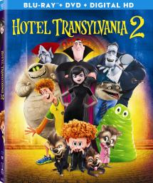Hotel Transylvania 2 ; Arriving Digital Hd December 22