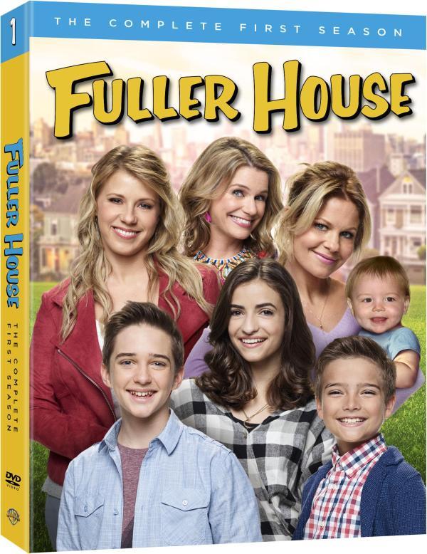 Fuller House DVD Season 3