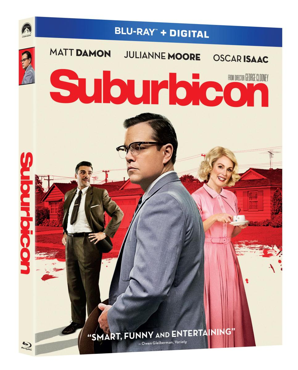 'Suburbicon'; Arrives On Digital January 23 & On Blu-ray & DVD February 6, 2018 From Paramount   Screen-Connections