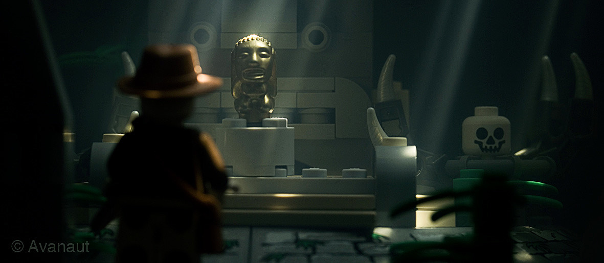 Image result for indiana jones lego photography