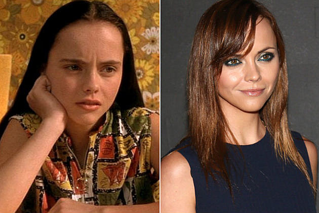 Image result for Christina Ricci then and now