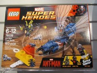 New Ant Man Trailer : Marvel