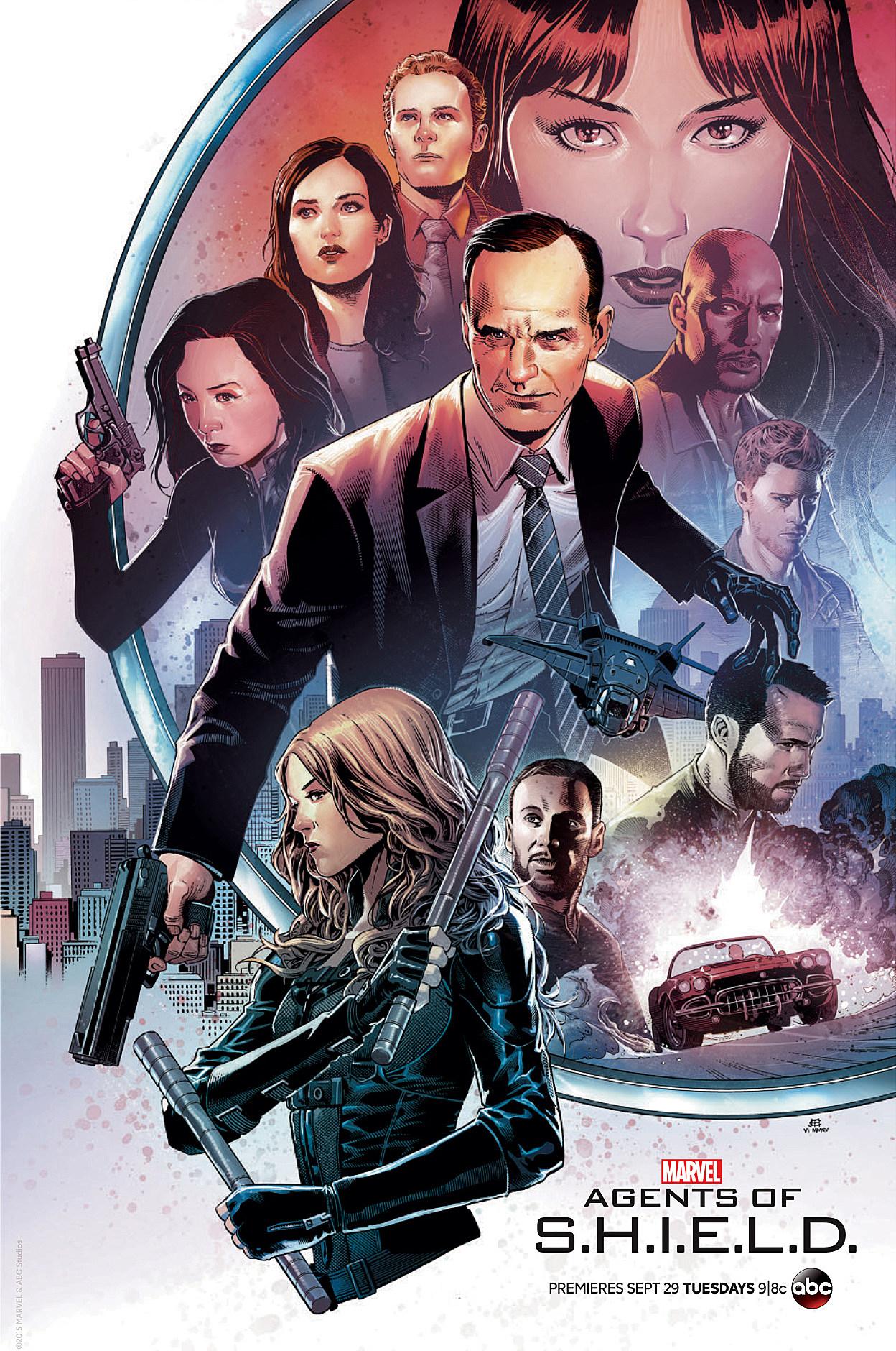 Risultati immagini per agent of shield comics