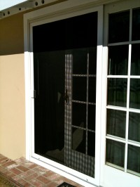Screen Doors, Window Screen Repair, Mobile Screen Service ...