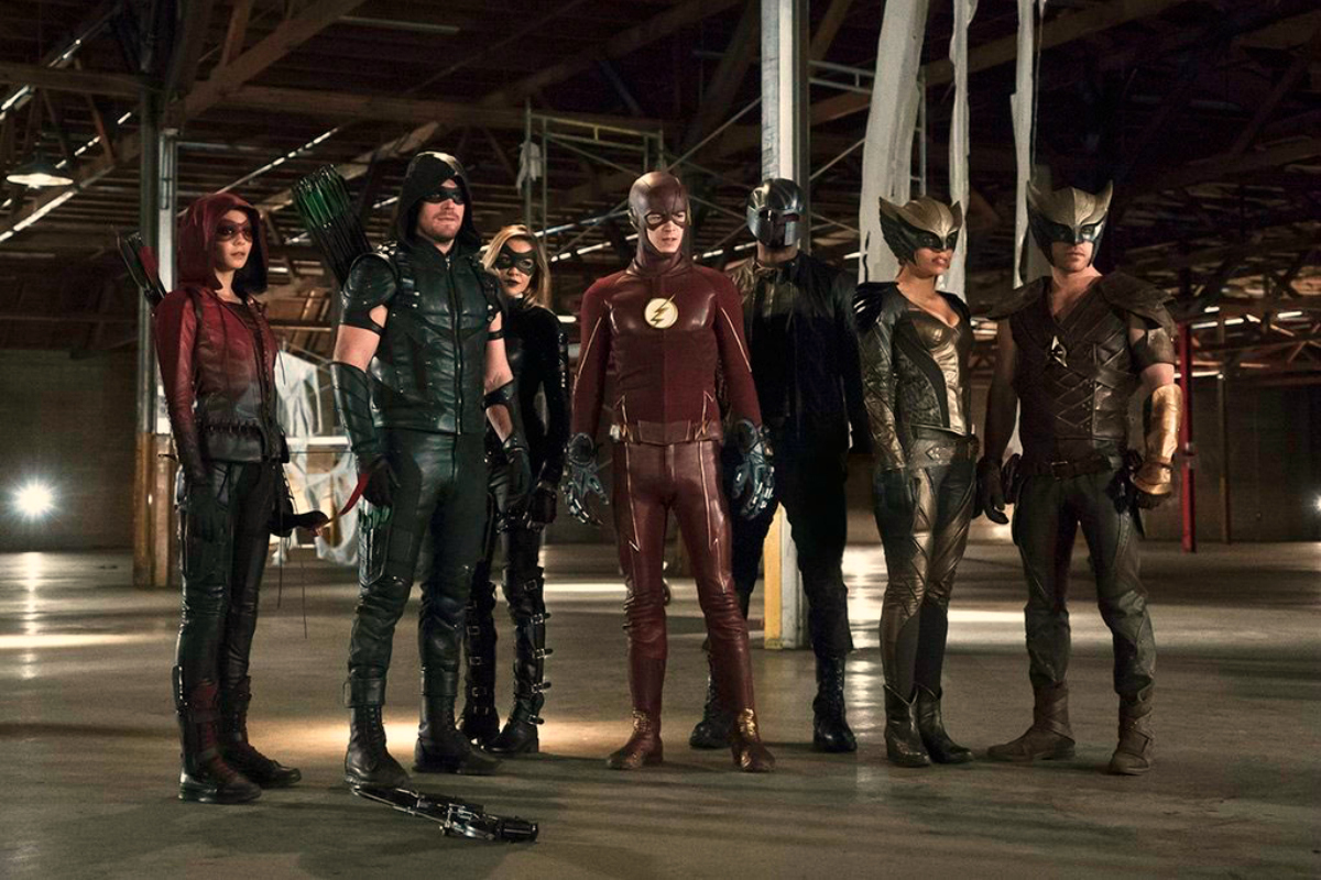 "THE FLASH: ""Legends of Today"" / ARROW: ""Legends of Yesterday"""