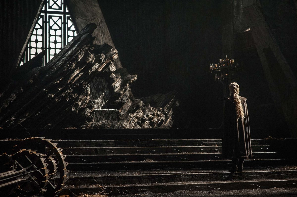 "GAME OF THRONES: ""Dragonstone"""