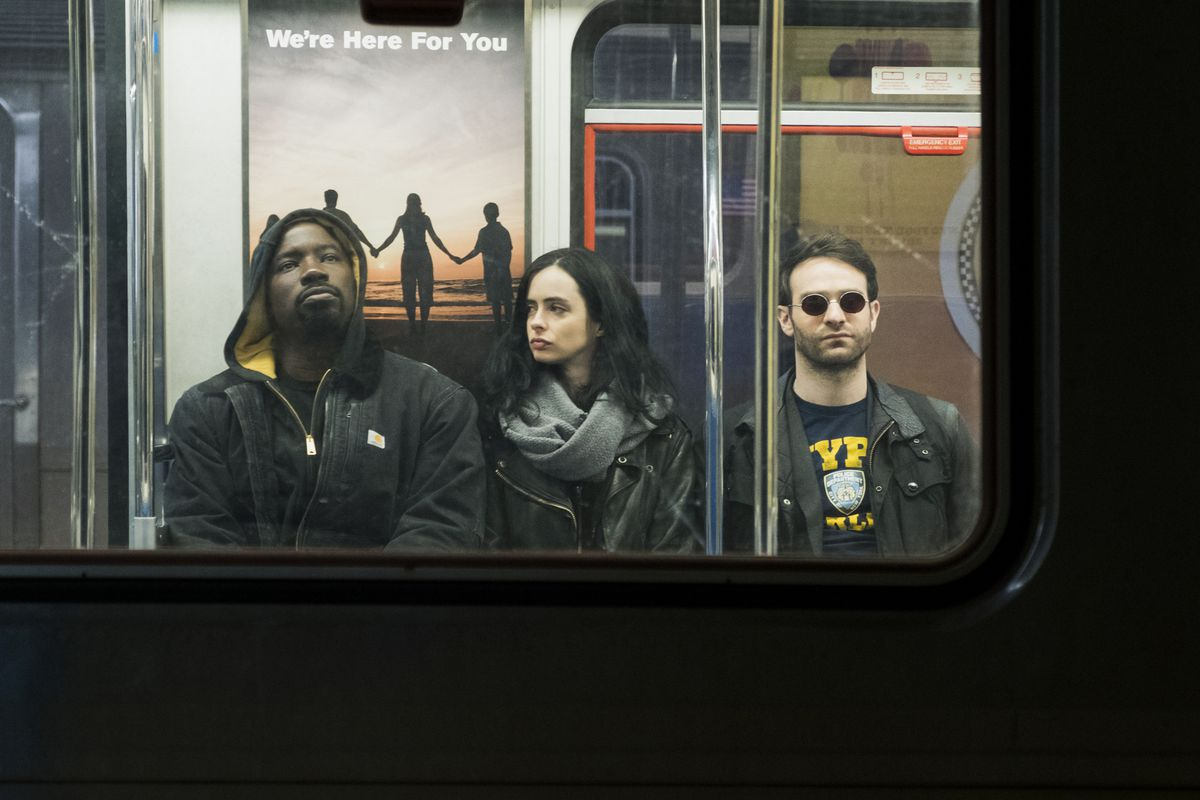 Review: 'THE DEFENDERS' Is Likable, But Underwhelming