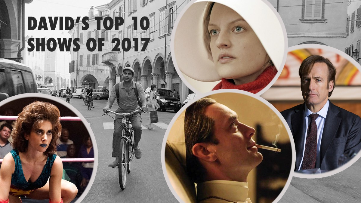 2017 Yearbook: David's Top 10 Shows