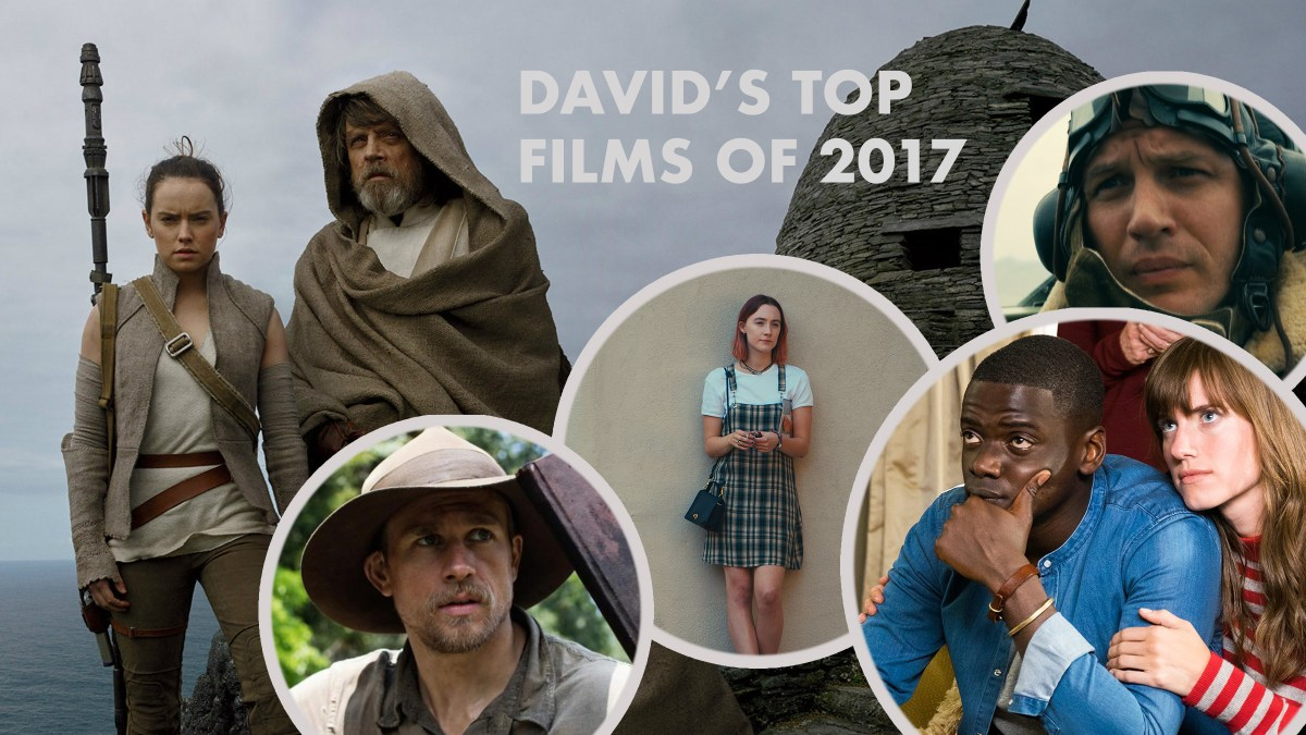 2017 Yearbook: David's Top 10 Films