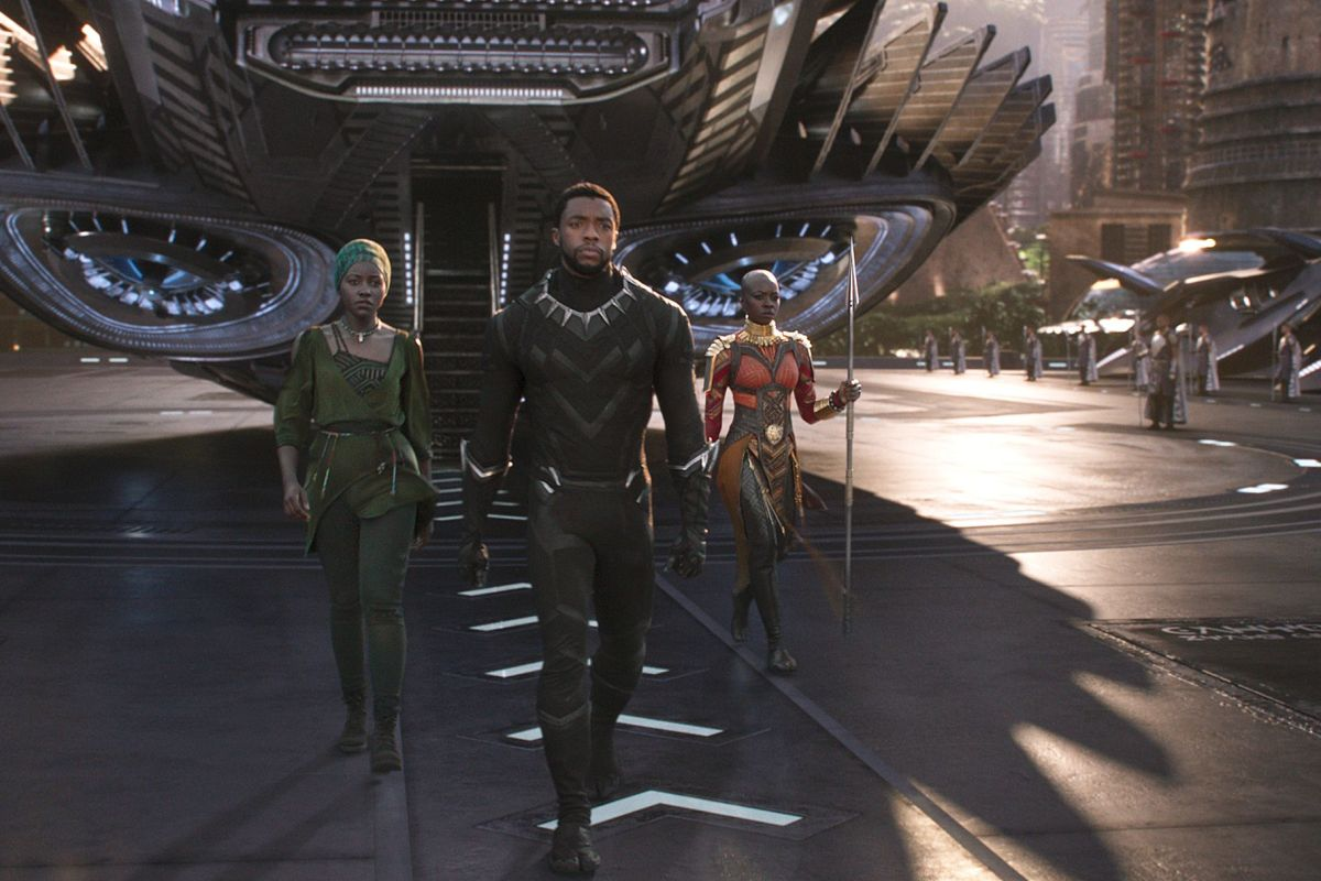 Review: The Crowning of 'BLACK PANTHER'