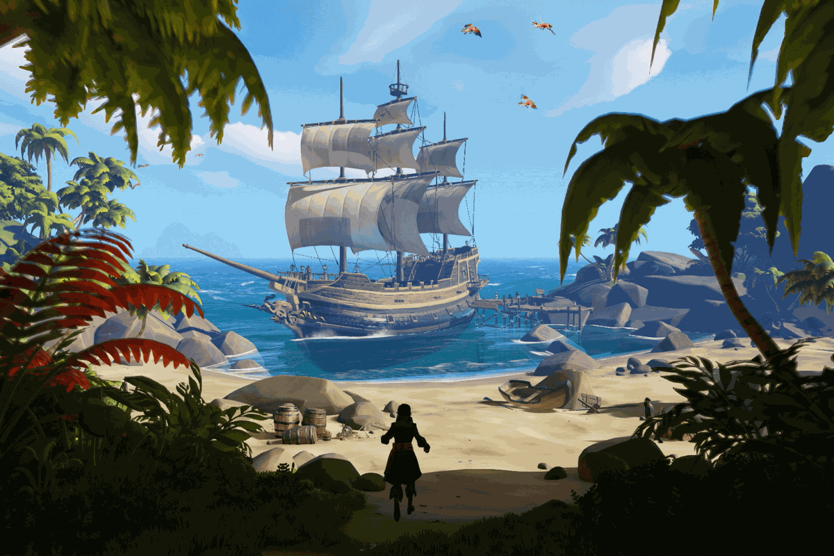 'SEA OF THIEVES': Setting Sail With the Antithesis of Modern Multiplayer Games