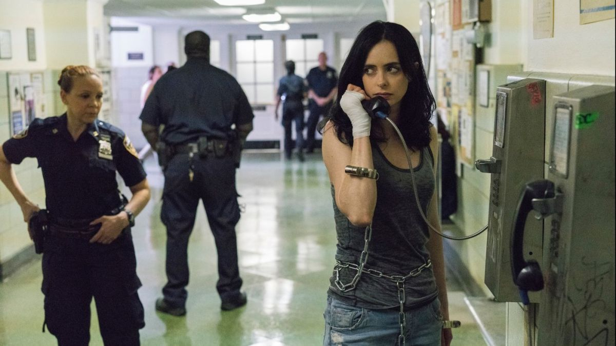 Does Krysten Ritter Save 'JESSICA JONES' From the Sophomore Slump?